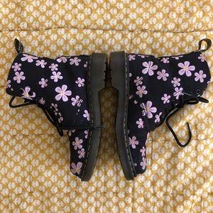 Floral Doc Martens size 38 EU